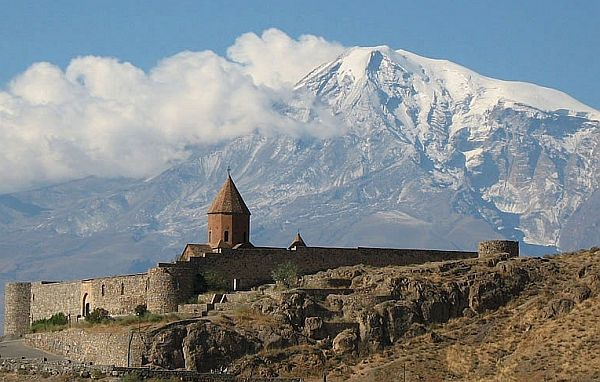 Armenia. Klasztor Khor Wirap