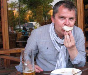 Krzysztof Matys Gruzja, chinkali