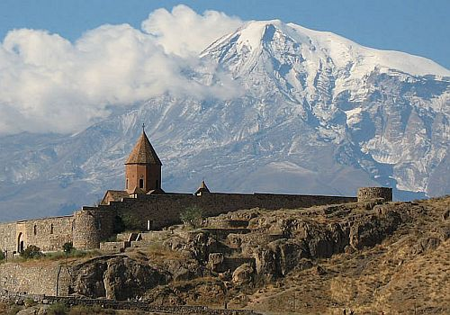 Armenia, Ararat, Chor Wirap
