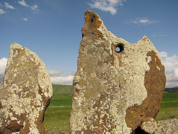 Menhiry z Karahundż